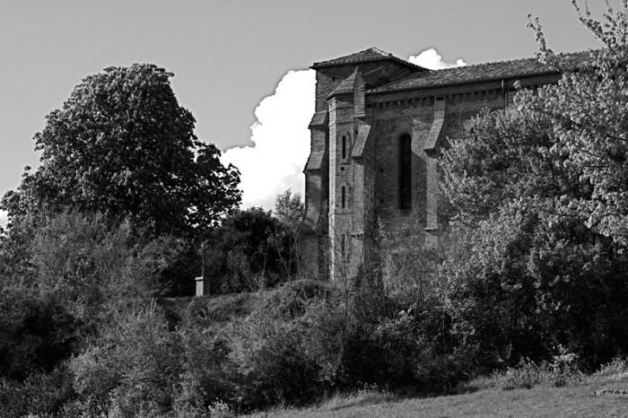 Montegut-Saves - Eglise de Montegut-Saves