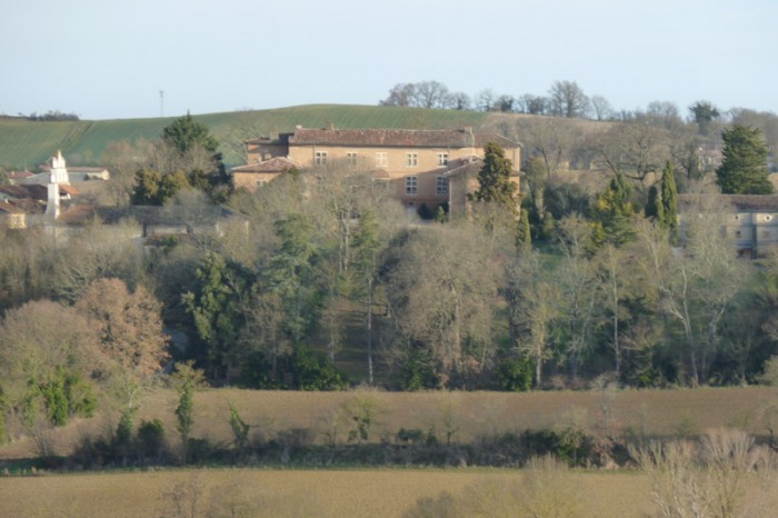 Savignac-Mona - Château de Savignac-Mona