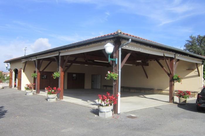 Montamat-2 - La halle des randonneurs