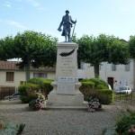 Monument aux morts de Lombez