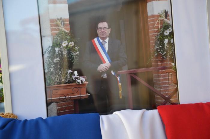 Hommage à Bernard Ribes - Monblanc2 - Bernard Ribes, un homme qui a fait l'histoire de Monblanc