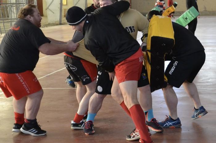 Rugby LSC - On ne fait pas semblant au LSC !