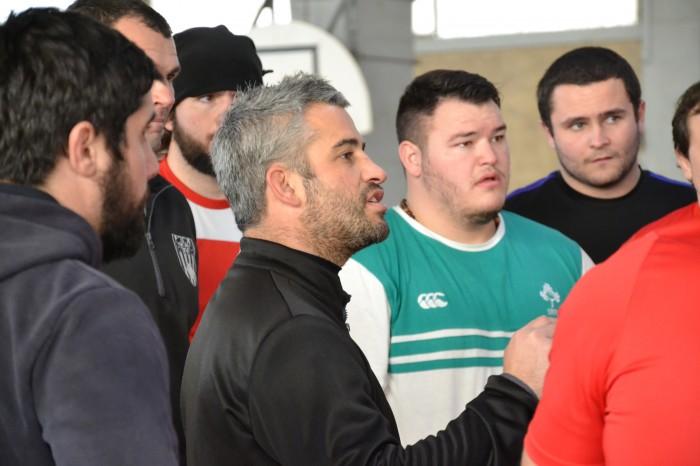 Rugby LSC - Les consignes de Jérôme