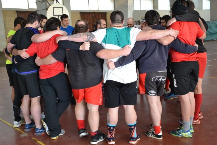 Rugby LSC - Cercle solidaire autour de Christophe