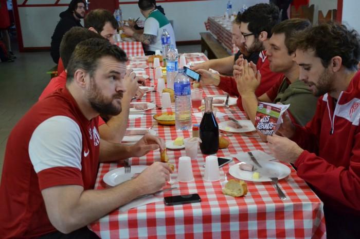 """Rugby LSC - """"Dix ans que le menu n'a pas changé"""", dixit Christophe"""