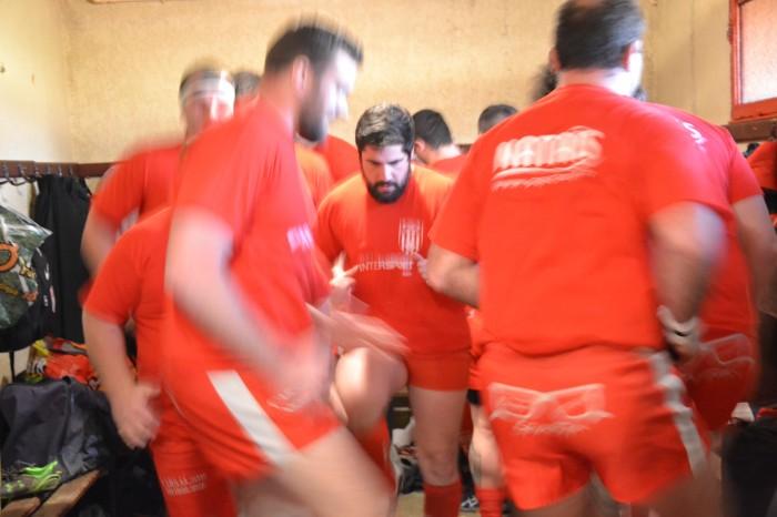 Rugby LSC - La ronde  des crampons par le LSC !