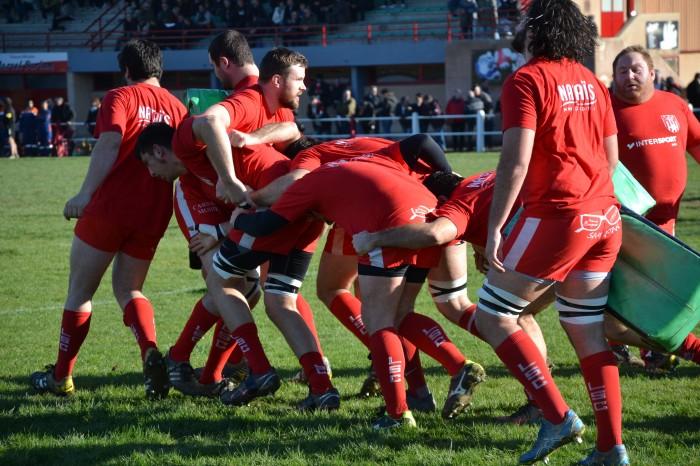 Rugby LSC - Ultime poussée récréative avant les vraies !