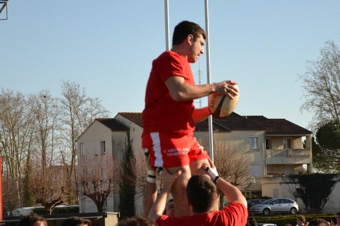 Rugby LSC - Dernière répétition