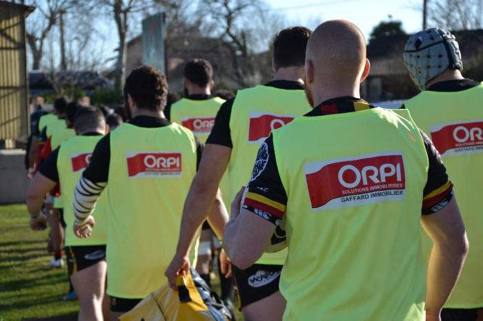 Rugby LSC - Rodez  passe... sans un regard !