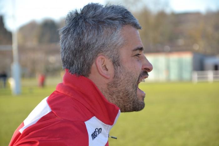 Rugby LSC - Le lion Jérôme rugit !