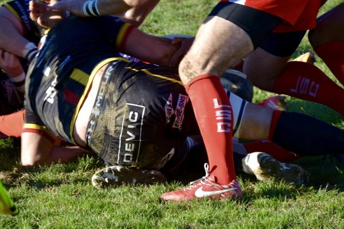 Rugby LSC - Rudesse du match