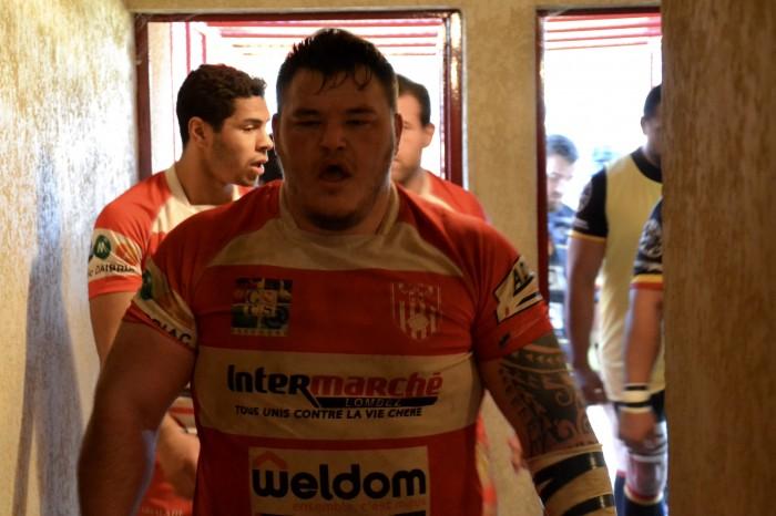 Rugby LSC - Retour aux vestiaires