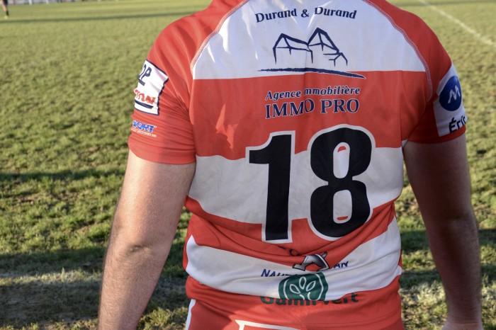 Rugby LSC - Le colosse Tom Barrau