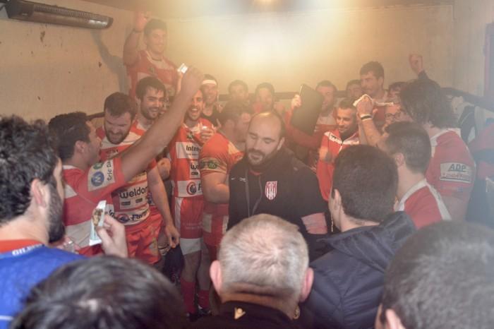 Rugby LSC - ... en joie explosive !