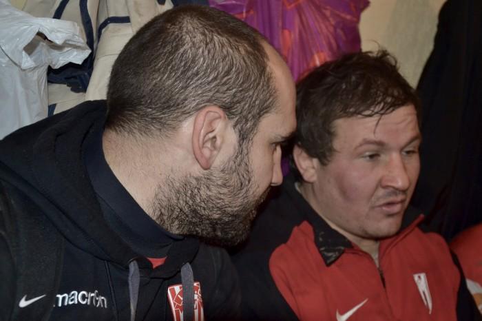 Rugby LSC - Christophe et Grégory refont le match ou le poursuivent-ils ?