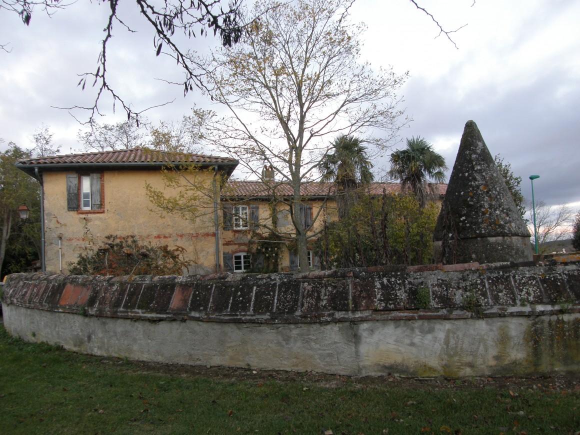 Laymont - L'ancien presbytère