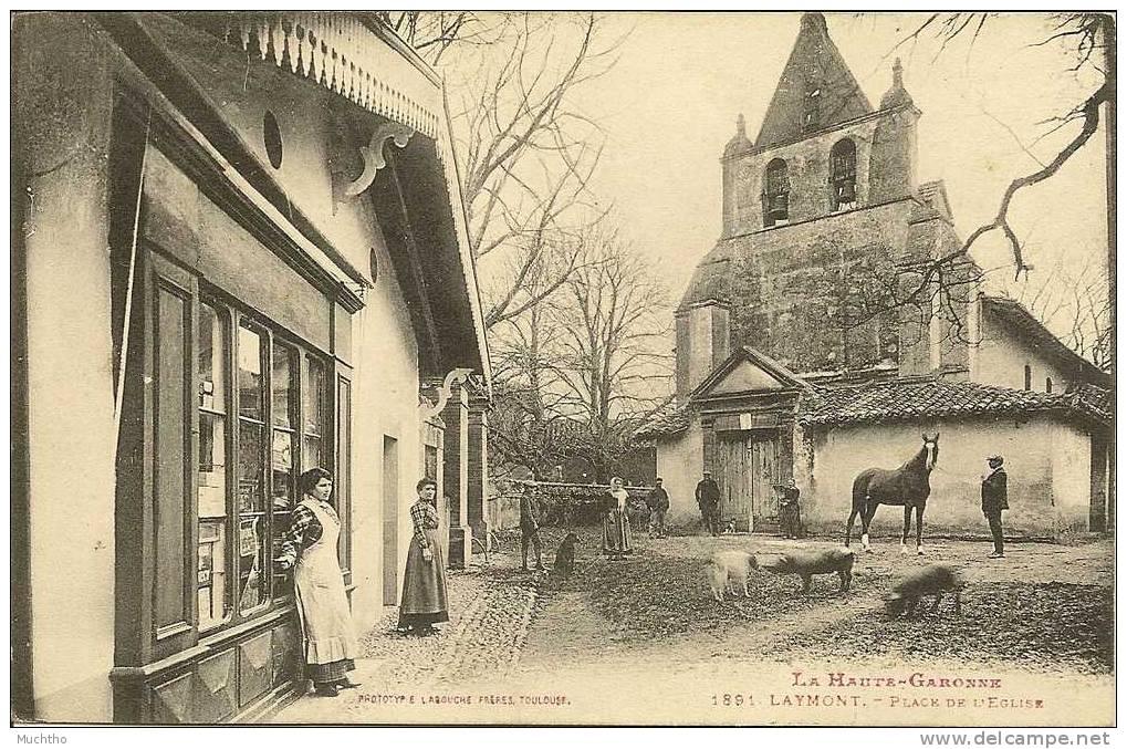 Laymont - L'ancienne boucherie