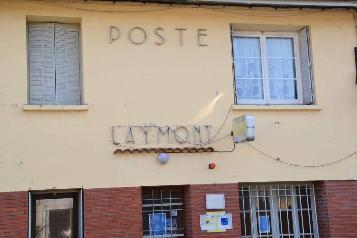Laymont - L'ancienne poste
