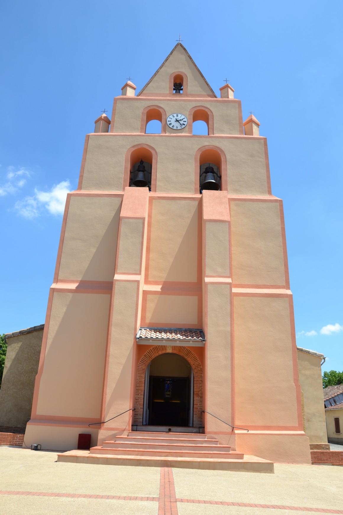 Saint-pierre/Saint-Paul de Noilhan - Noilhan - Saint-pierre/Saint-Paul
