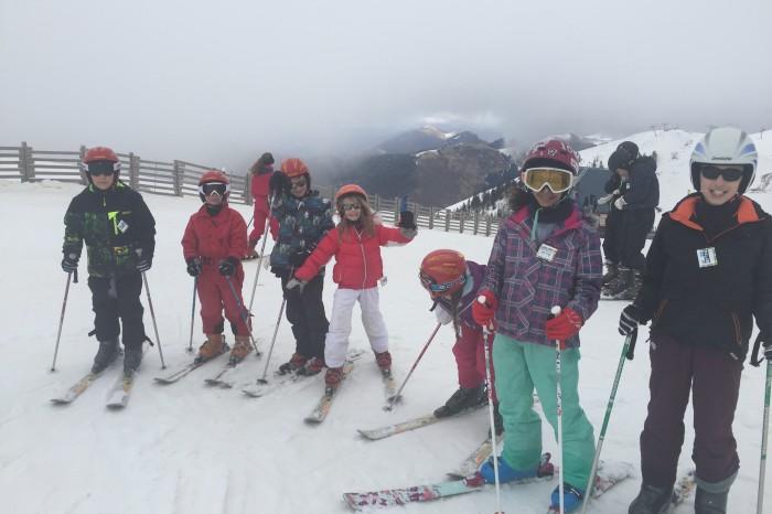 Séjour neige enfants mjc monblanc4