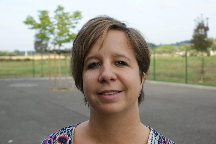Adeline Galy - Adeline Galy, directrice de la maternelle La Ramondère