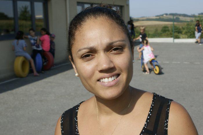 Christelle Nelaupe - Christelle Nelaupe, directrice de l'élémentaire Lamique