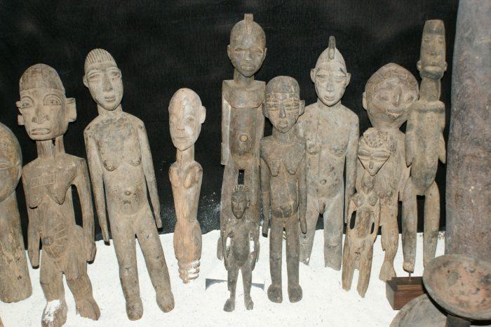 Sam'Africa 2016 - Exposition d'arts premiers