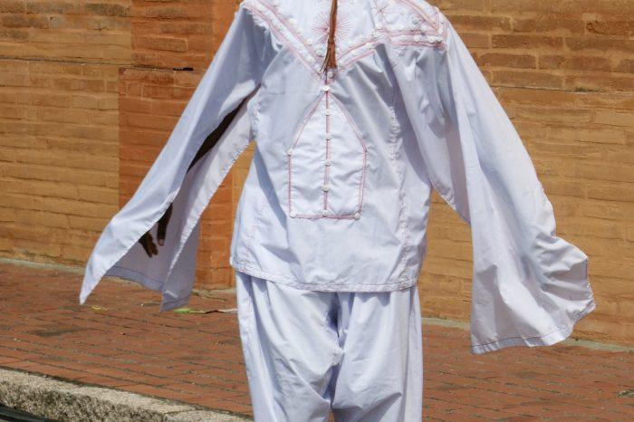 Sam'Africa 2016 - Défilé de costumes traditionnels nigériens