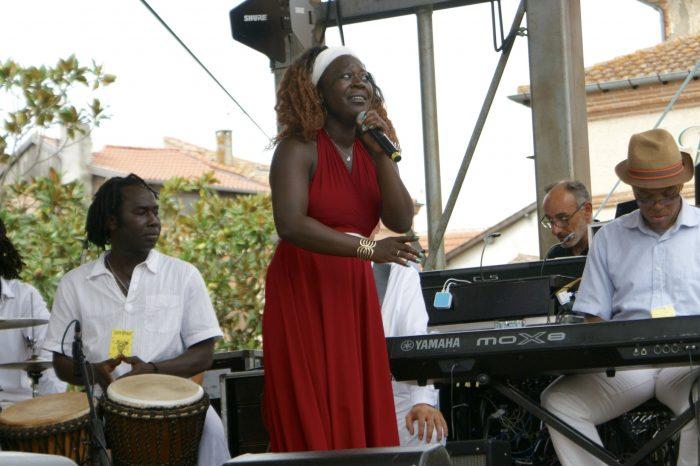 Sam'Africa 2016 - Dee Dee Daniel & Gospel Walk