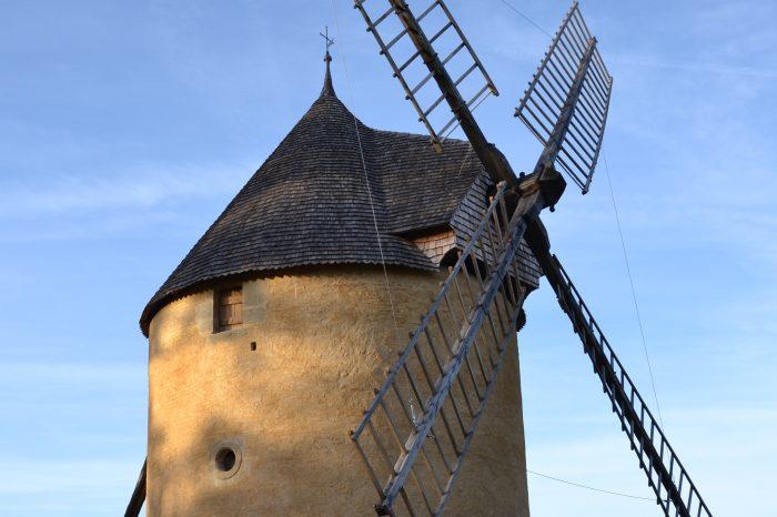 Moulin de Gensac Montpézat - Moulin de Gensac Montpézat