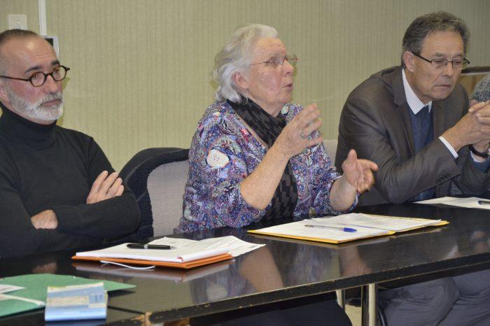 AG OT - Patrick Bélard, Monique Jonckeau et Alain Sancerry