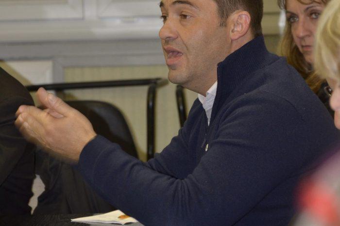 AG OT - Jean-Pierre Cot, maire de Lombez