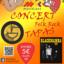 Concert tapas à la MJC le 25 mars