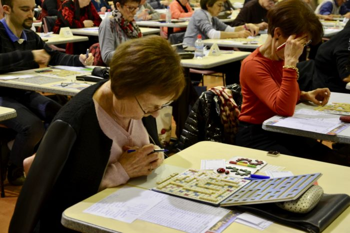 2ème édition du festival de Scrabble - Samatan mars 2017