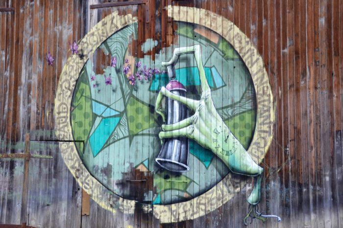 Lombez street art - mai 2017