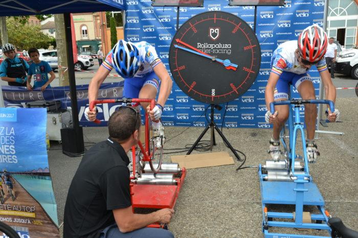 Ronde de l'Isard - mai 2017 - Défi sprint