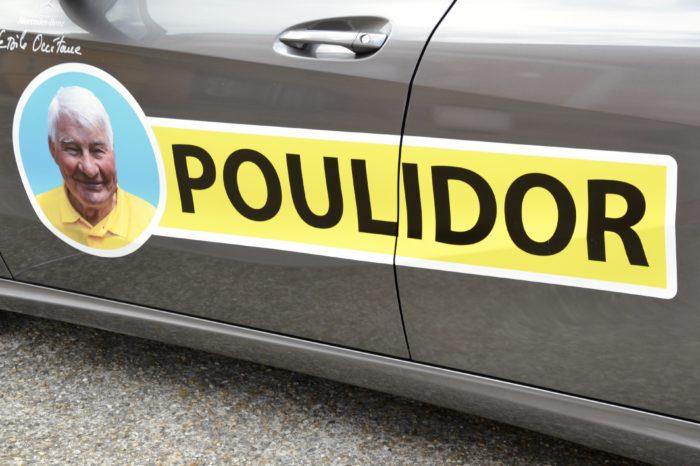 Ronde de l'Isard - mai 2017 - La Poupou mobile