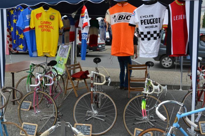 Ronde de l'Isard - mai 2017 - Expo vintage