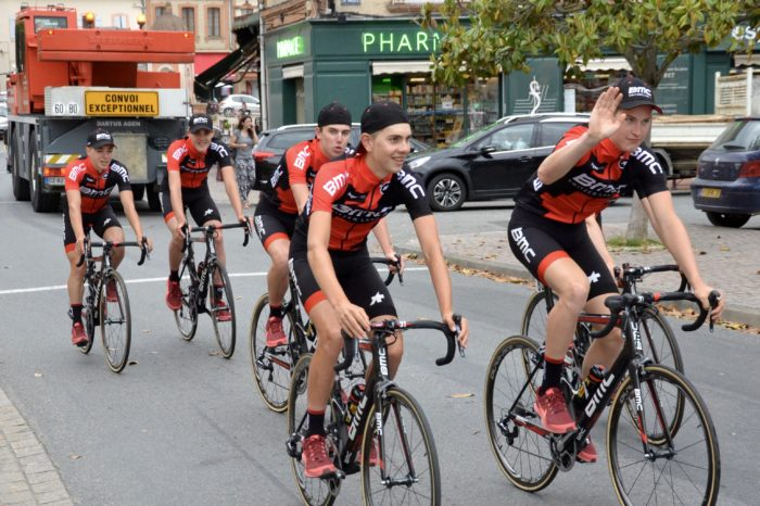 Ronde de l'Isard - mai 2017 - Présentation des équipes