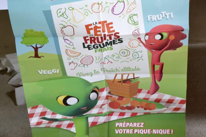 La fête des fruits et légumes - Laymont juin 2017