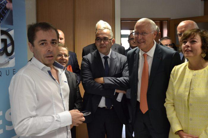 1er habitant d'Occitane raccordé à un réseau public de fibre optique - septembre 2017