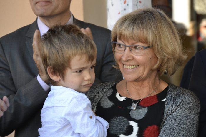 Ecole de Monblanc - octobre 2017 -  Yvette Ribes