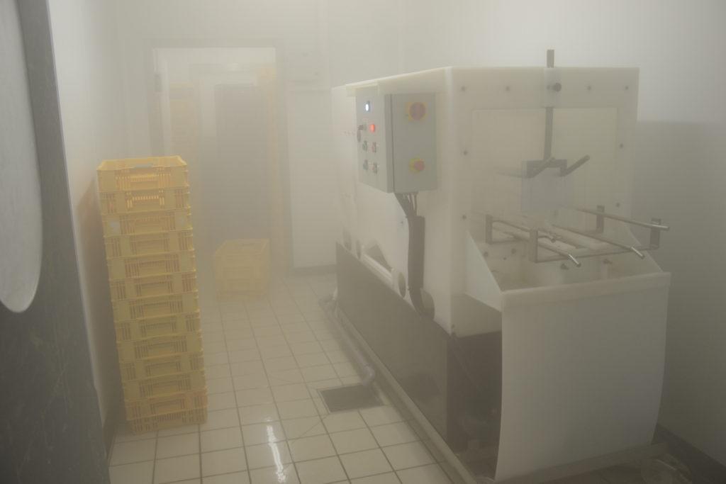 Lus et agents en visite la cuisine centrale d api ccsav s32 - Centrale de nettoyage cuisine ...