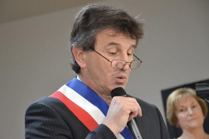 Inauguration salle polyvalente de Pompiac - février 2018 - Bernard Daubert