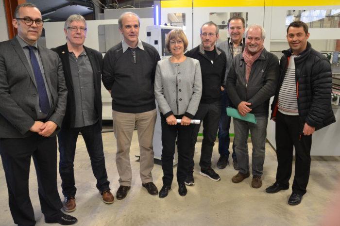 Initiative Gers - entreprise Giraudo - aménagement du territoire