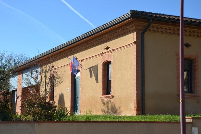Polastron - La mairie