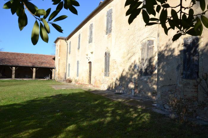 Pellefigue - Le  château