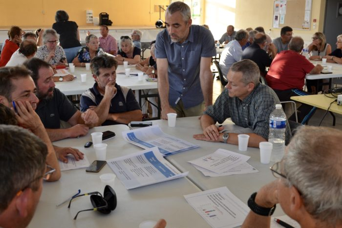 PCAET - Atelier du 17 septembre 2018 à Seysses-Savès