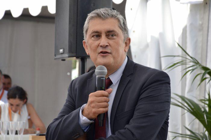 Syngenta - Bruno Baranne, président Syngenta France