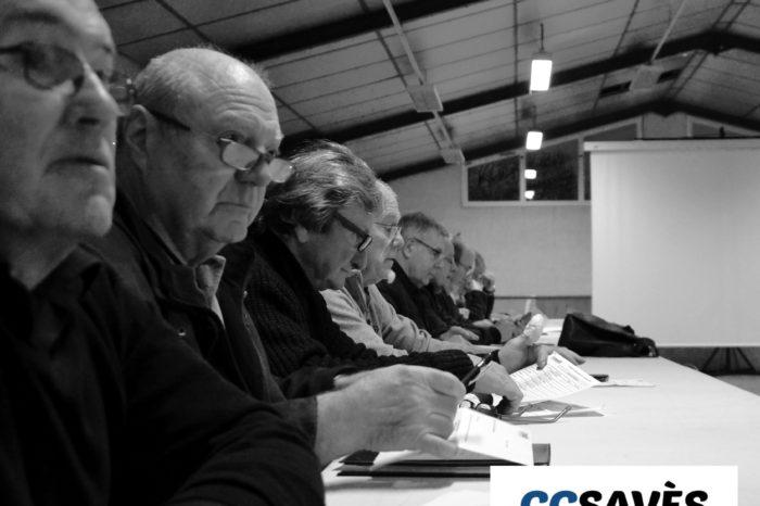 Conseil communautaire du 15 janvier 2019 - Noilhan : Conseil communautaire du mardi 15 janvier 2019